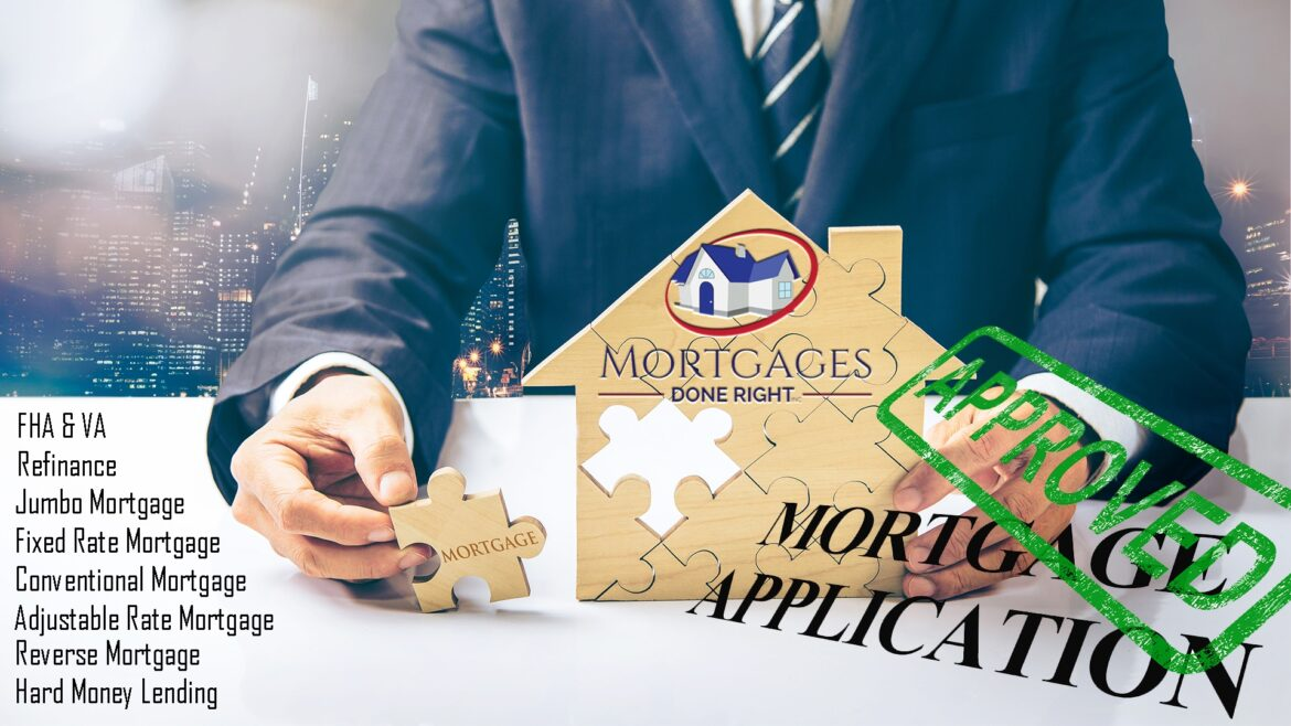 Mortgages Done RIght