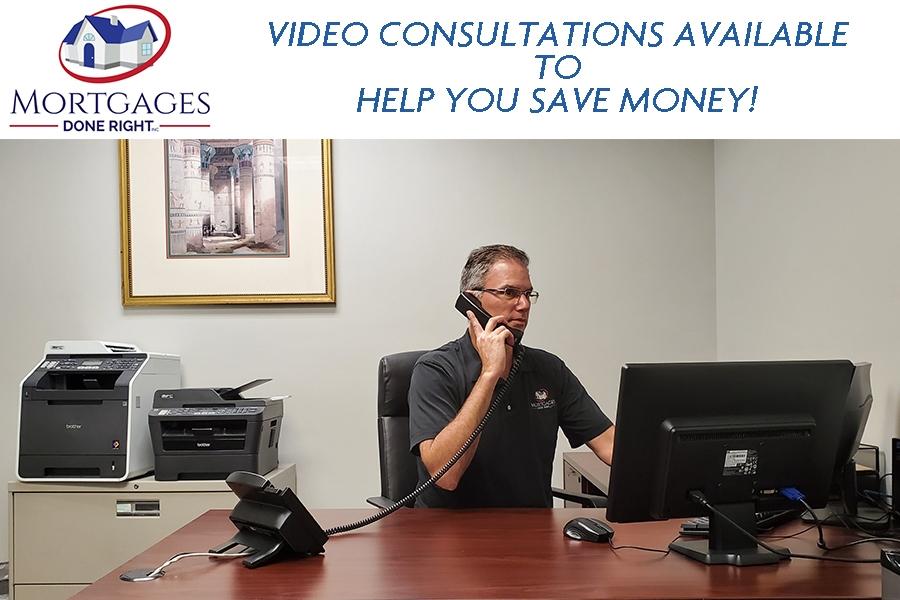Video Mortgage Consultation